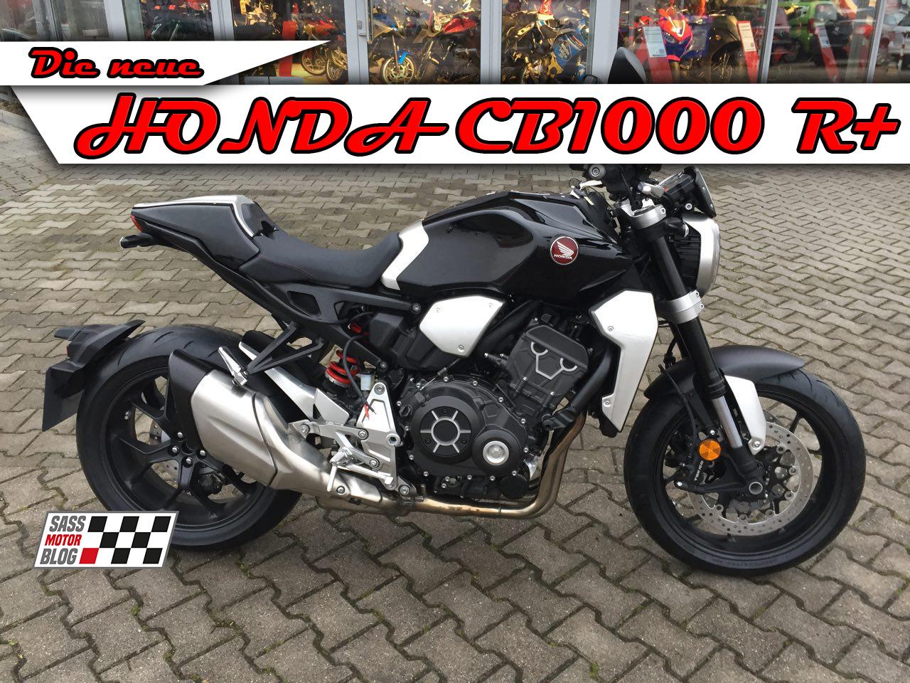 NEW HONDA 2018 CB 1000R +