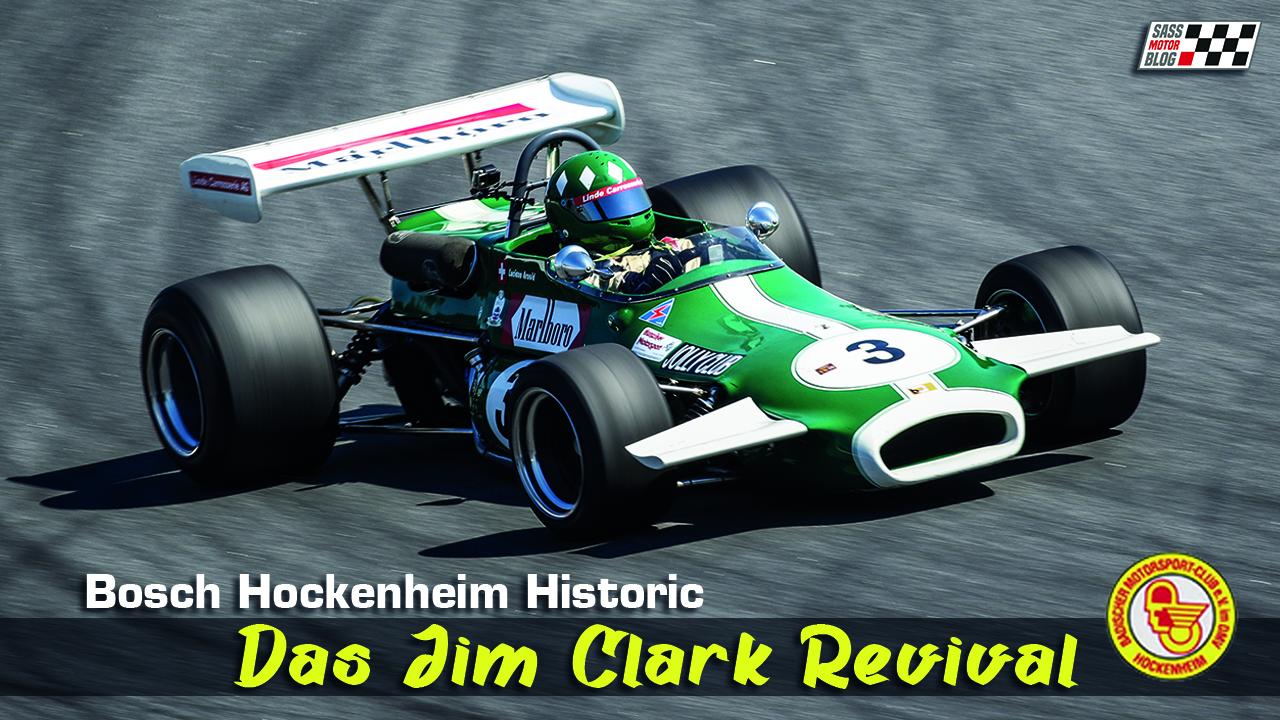 Bosch Hockenheim Historic- Das Jim Clark RevivalFoto: Torsten Karpf / Hockenheim-Ring GmbH