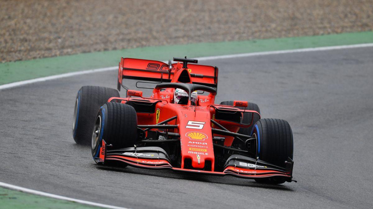 Vettel Ungarn
